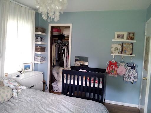 Nursery room: plan | My Champagne Sunday